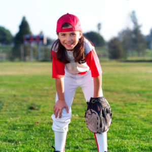Centro Estivo Genova Softball Camp Rookies Girls 1