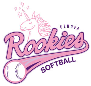 logo rookies softball 2016